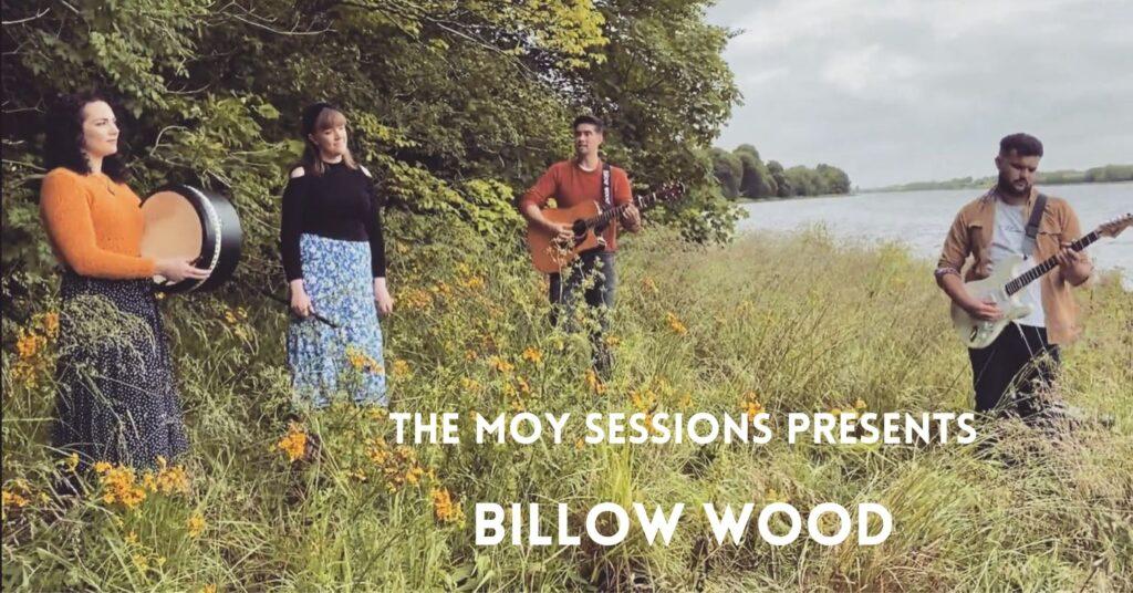 Billow Wood at Ballina Fringe Festival 2021
