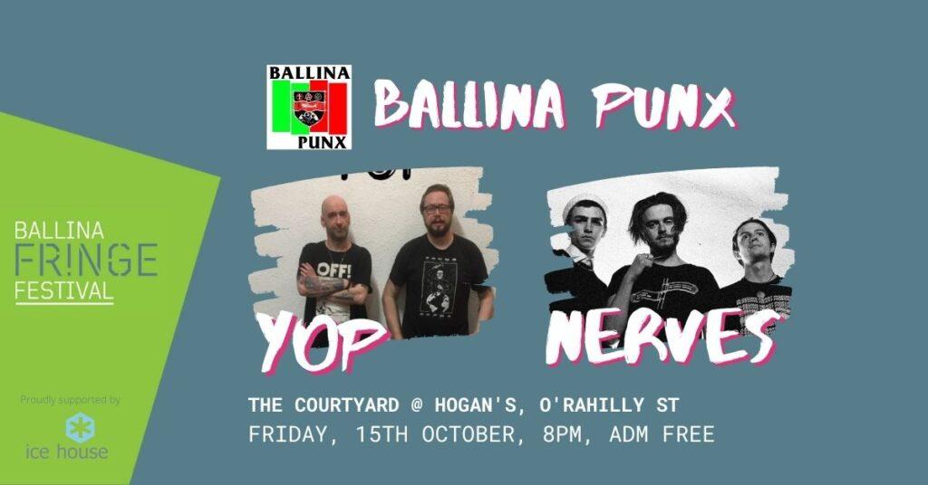 Ballina Pinx at Ballina Fringe Festival