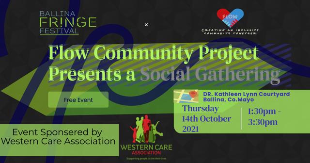 FLOW x Fringe social gathering